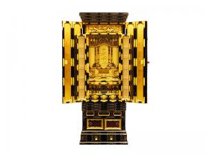 バランスの取れたお値打ちな名古屋仏壇です。