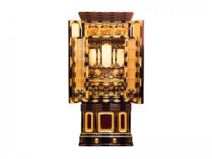 仏間幅120cm用の国産仏壇です。