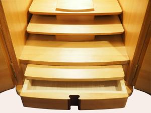 本尊台・須弥壇の取り外しも可能です。
