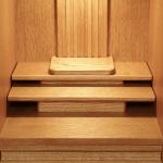 本尊台や須弥壇の取りはずしができます。