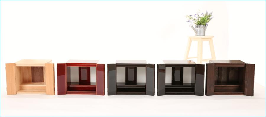 小さなデザインが人気のTakumiシリーズCUBE mini