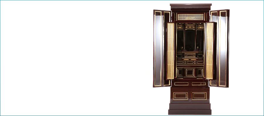伝統的なお仏壇がベース Takumiシリーズ 匠のご紹介