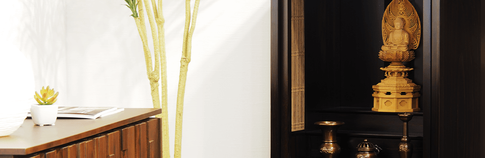 仏壇,漆,和