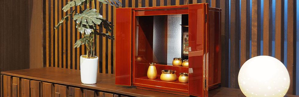 仏壇,春慶