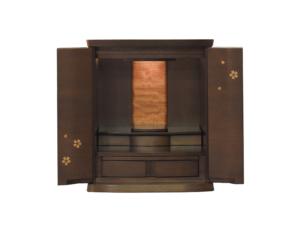 シフォン16号ウォールナット,仏壇,仏具